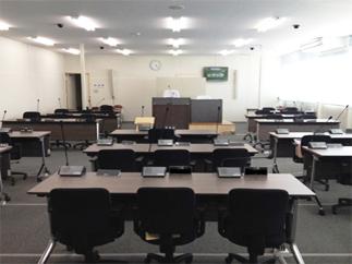 桶川市仮庁舎