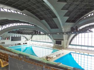 東京辰巳国際水泳場