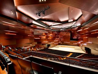 東京音楽大学中目黒代官山キャンパス音楽ホール